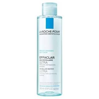 LA ROCHE-POSAY Effaclar micelárna voda ultra pre mastnú pleť 200 ml