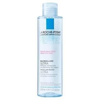 LA ROCHE-POSAY Ultra micelárna voda pre veľmi citlivú a reaktívnu pleť 200 ml