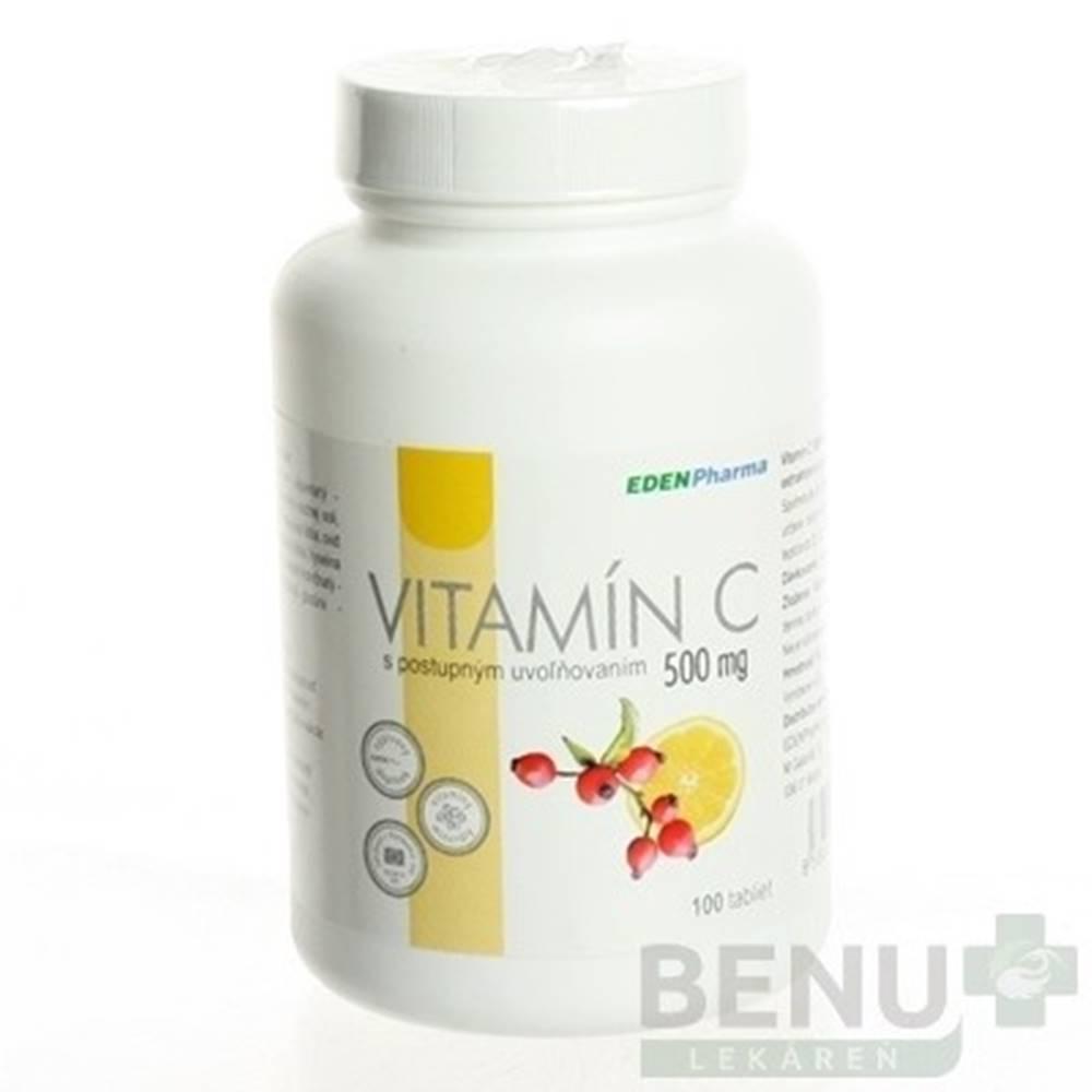 Edenpharma EDENPHARMA Vitamín C 500 mg 100 tabliet