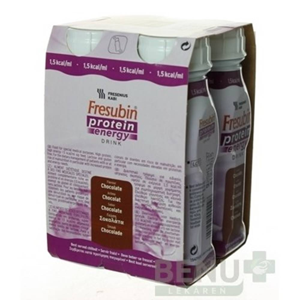Fresubin Fresubin Protein energy DRINK sol 4x200ml
