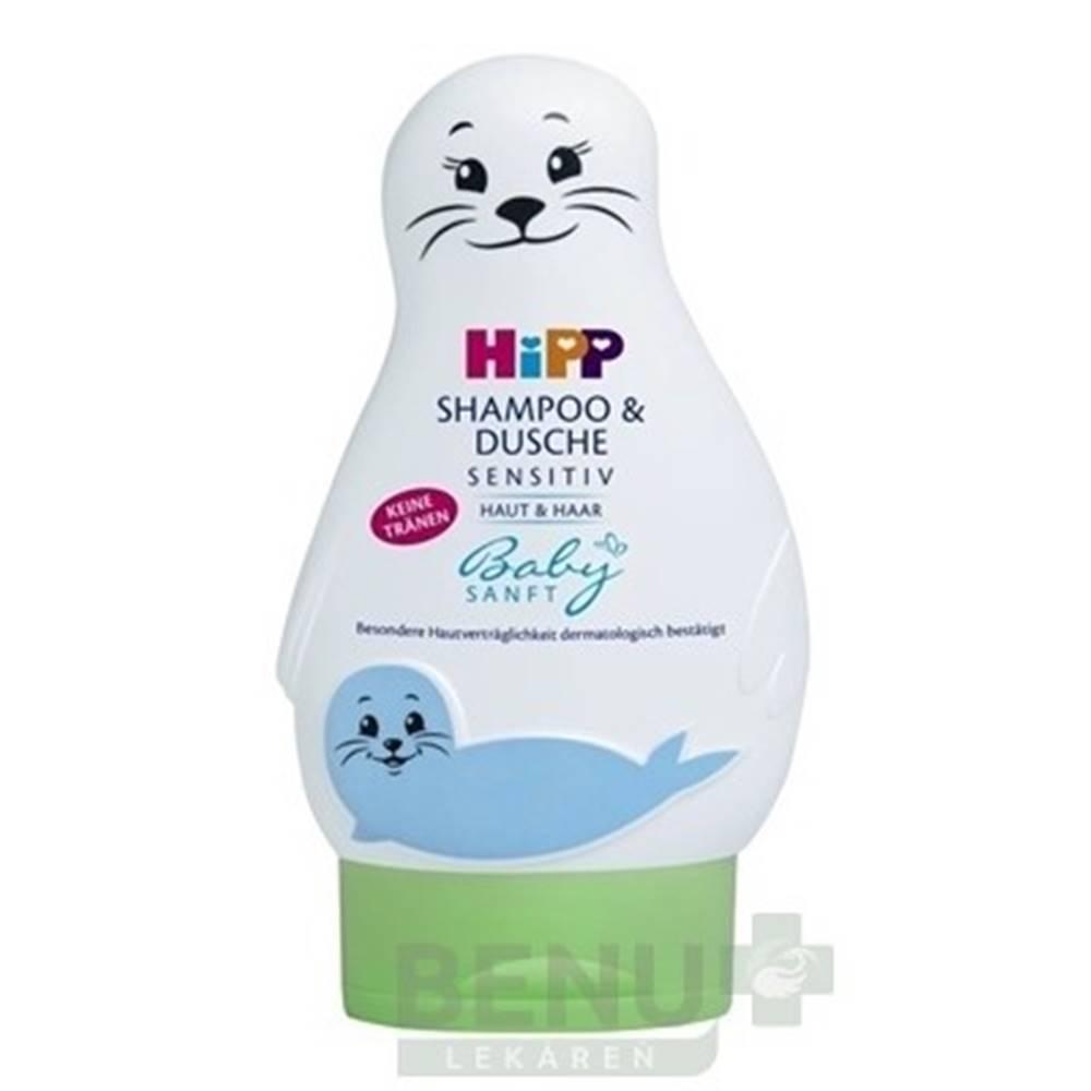 HiPP HiPP BabySANFT Šampón na Telo a Vlasy 200ml