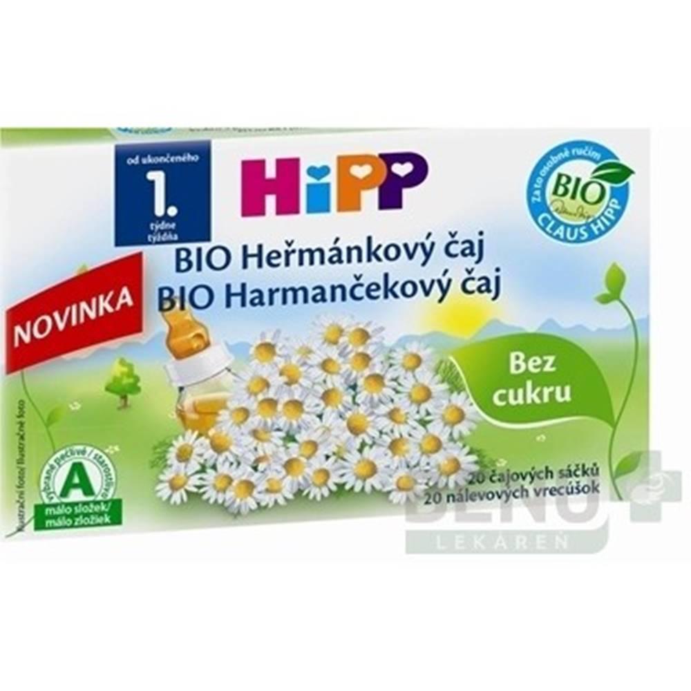 HiPP Bio harmančekový čaj 2...