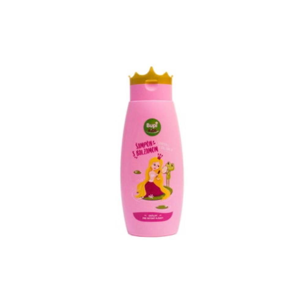 BUPI BUPI Kids šampón s balzamom 250 ml