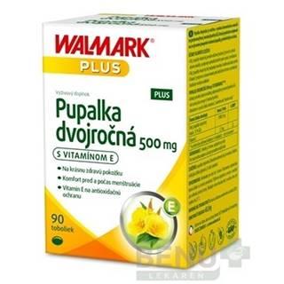 WALMARK Pupalka dvojročná 500 mg s vitamínom E 90 kapsúl