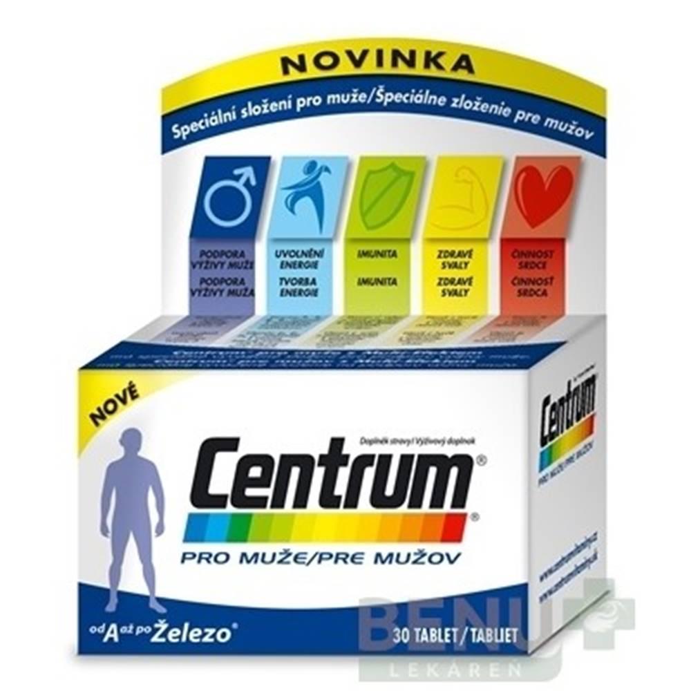 CENTRUM CENTRUM Pre mužov 30 tabliet