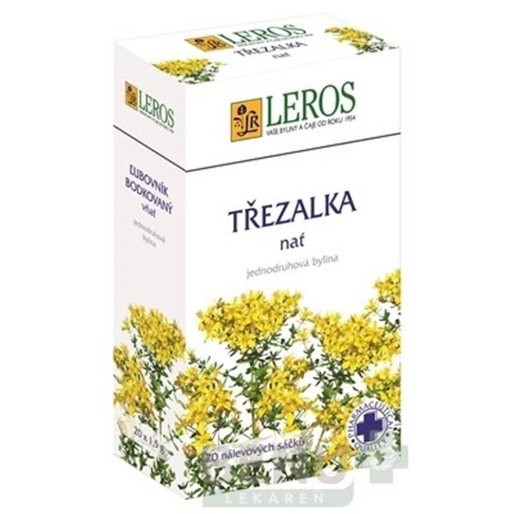 Leros LEROS Ľubovník bodkovaný vňať 20 x 1,5 g