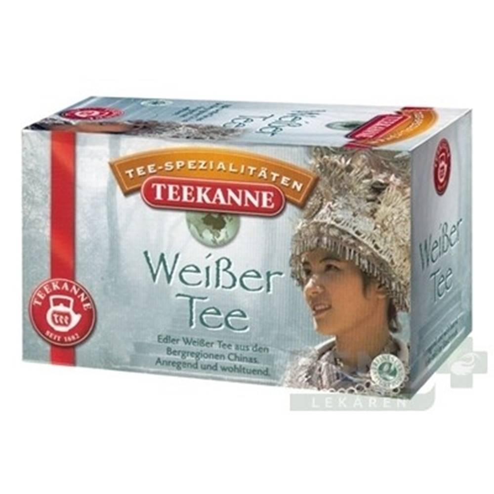 Teekanne TEEKANNE WST WHITE TEA 20x1,5g
