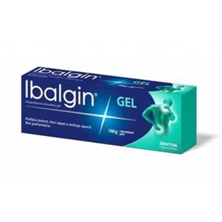 IBALGIN Gel 5% 50 g
