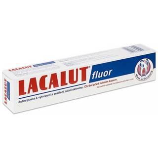 LACALUT FLUOR zubná pasta 75ml