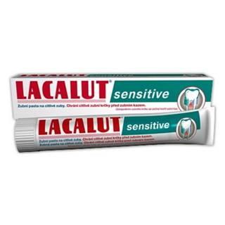 LACALUT Sensitive zubná pasta na citlivé zuby 75 ml