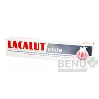 LACALUT WHITE ZUBNÁ PASTA 75ml