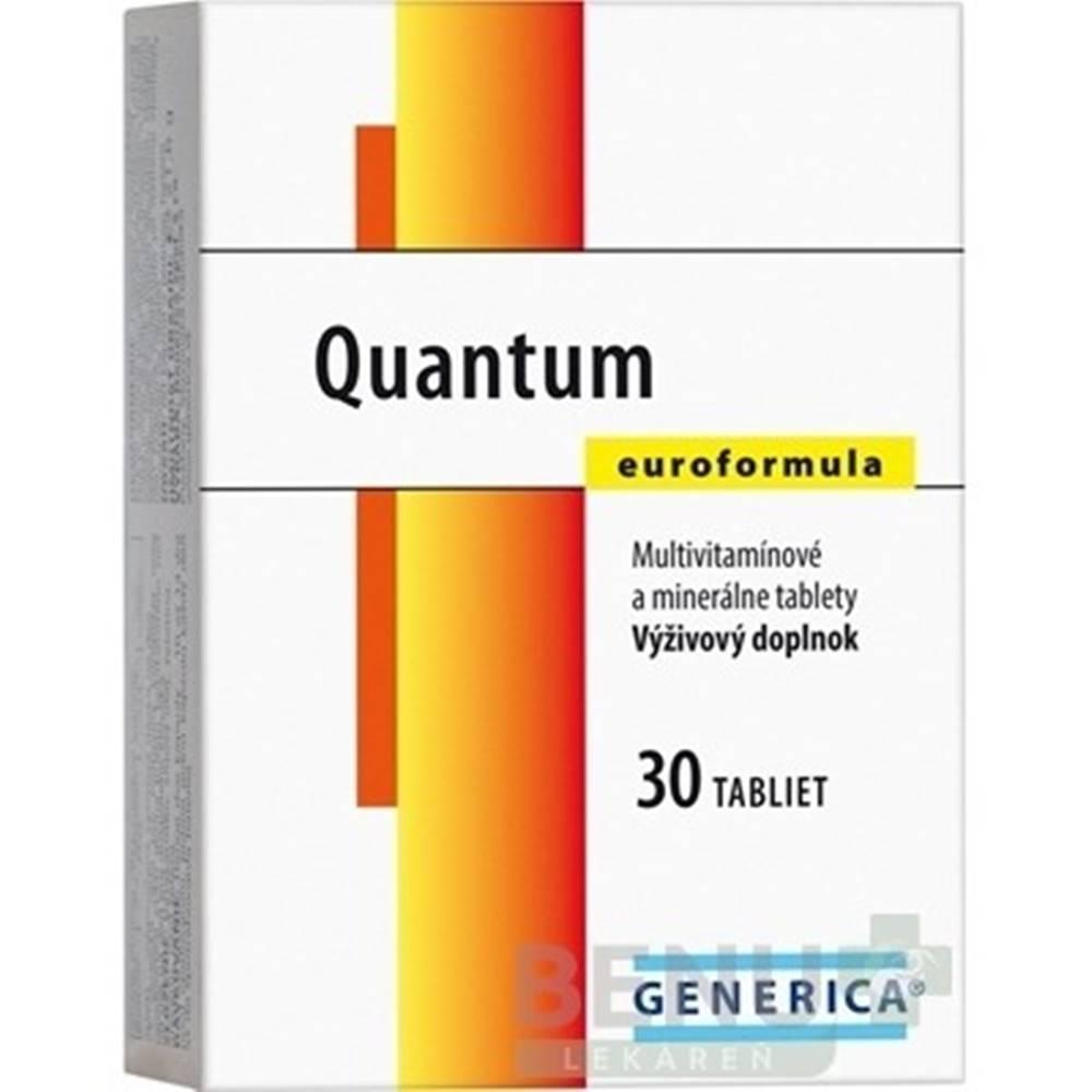 Generica GENERICA Quantum euroformula 30 tabliet