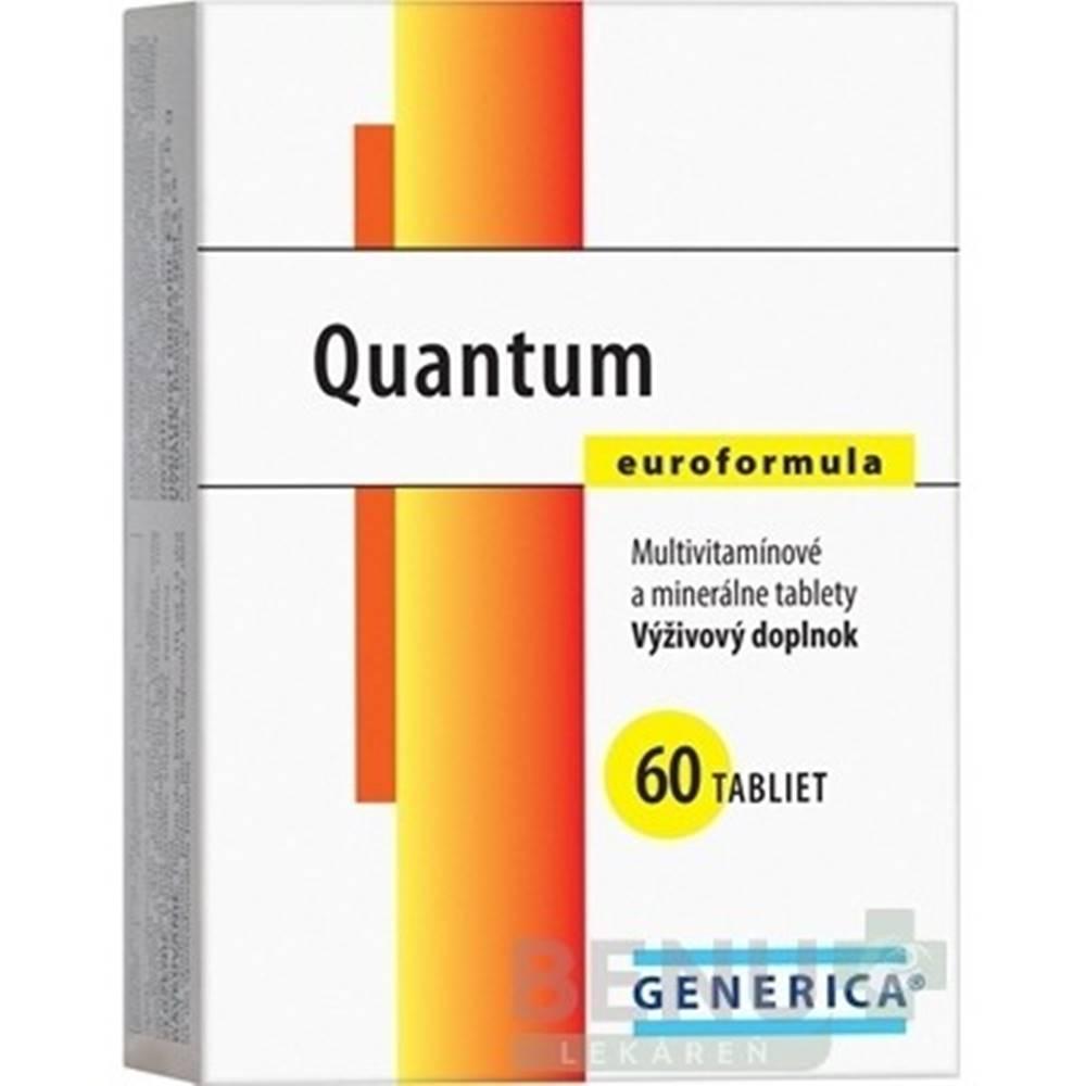 Generica GENERICA Quantum Euroformula tbl 60