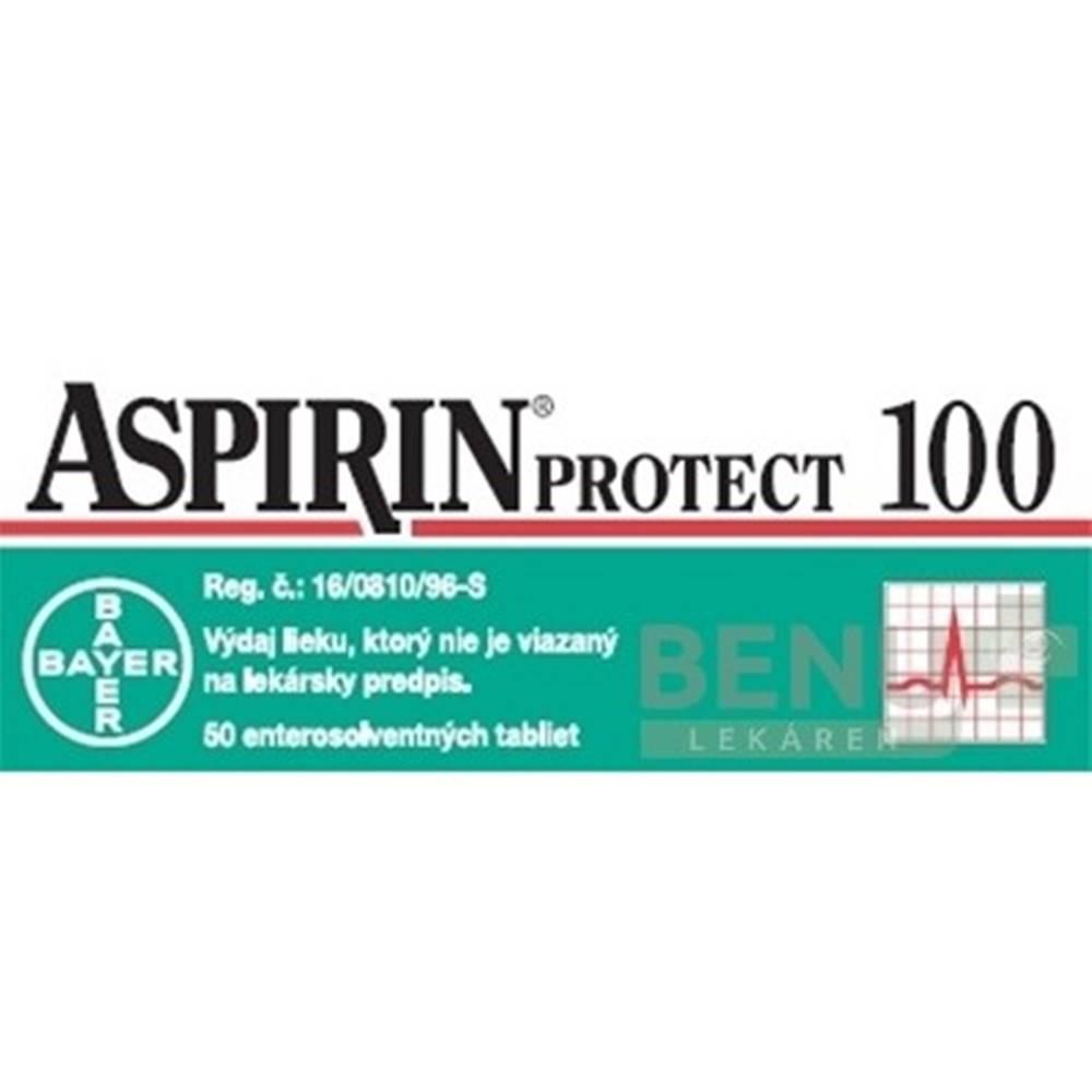 ASPIRIN ASPIRIN PROTECT 100 tbl ent 50x100mg