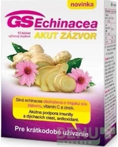 GS Echinacea AKUT ZÁZVOR tbl 15