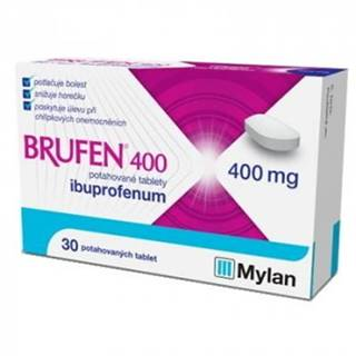 BRUFEN 400 mg 30 tabliet