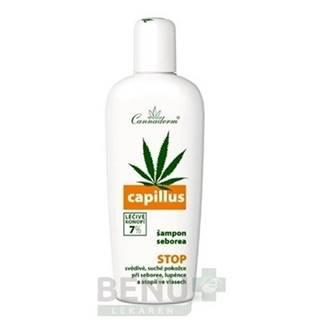 CANNADERM Capillus šampón seborea 150 ml