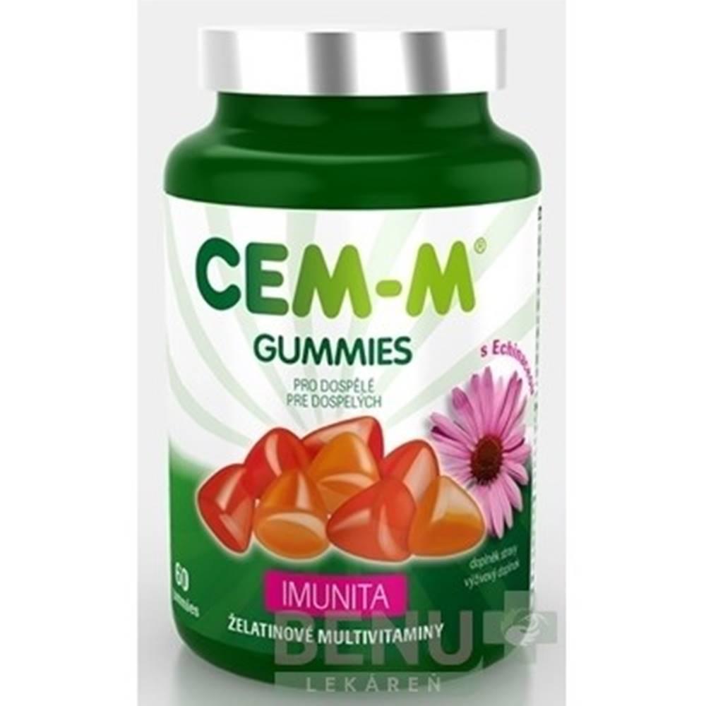 Cem-M SALUTEM Cem-M gummies imunita 60 kusov