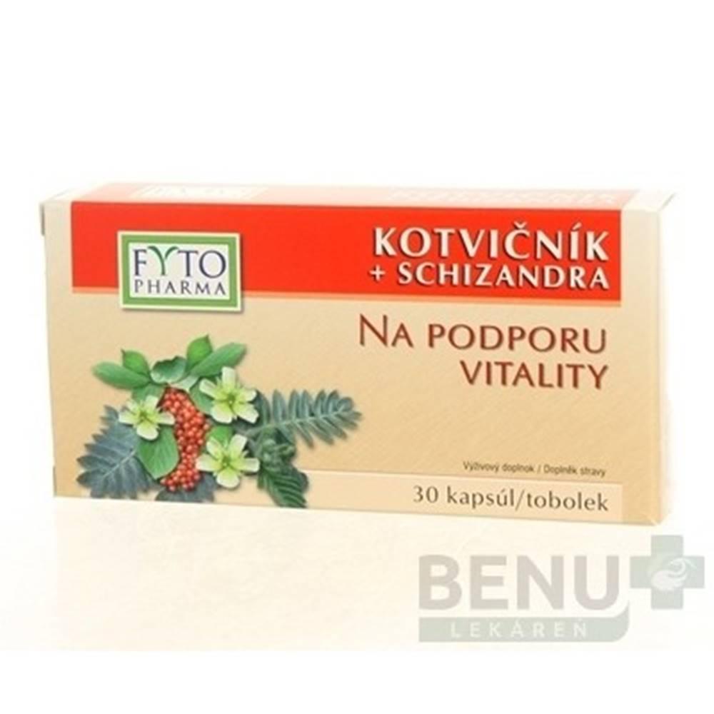 FYTO KOTVIČNÍK + SCHIZANDRA...
