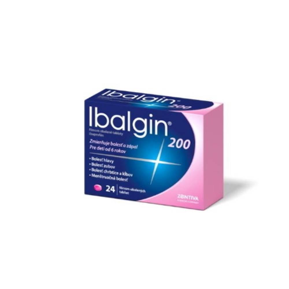 IBALGIN IBALGIN 200 24 tabliet