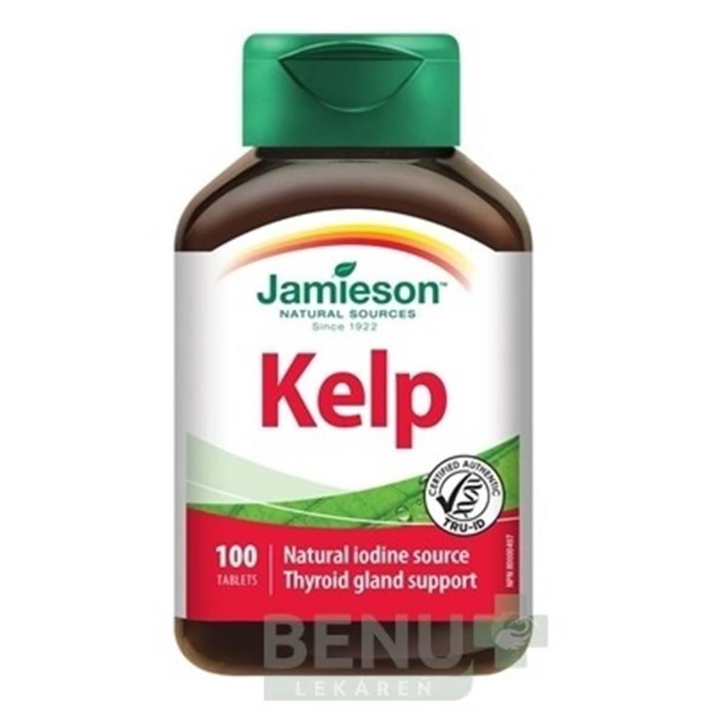 Jamieson JAMIESON Kelp morské riasy 650 µg 100 tabliet