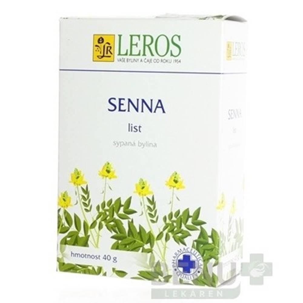 Leros LEROS Senna list 40 g