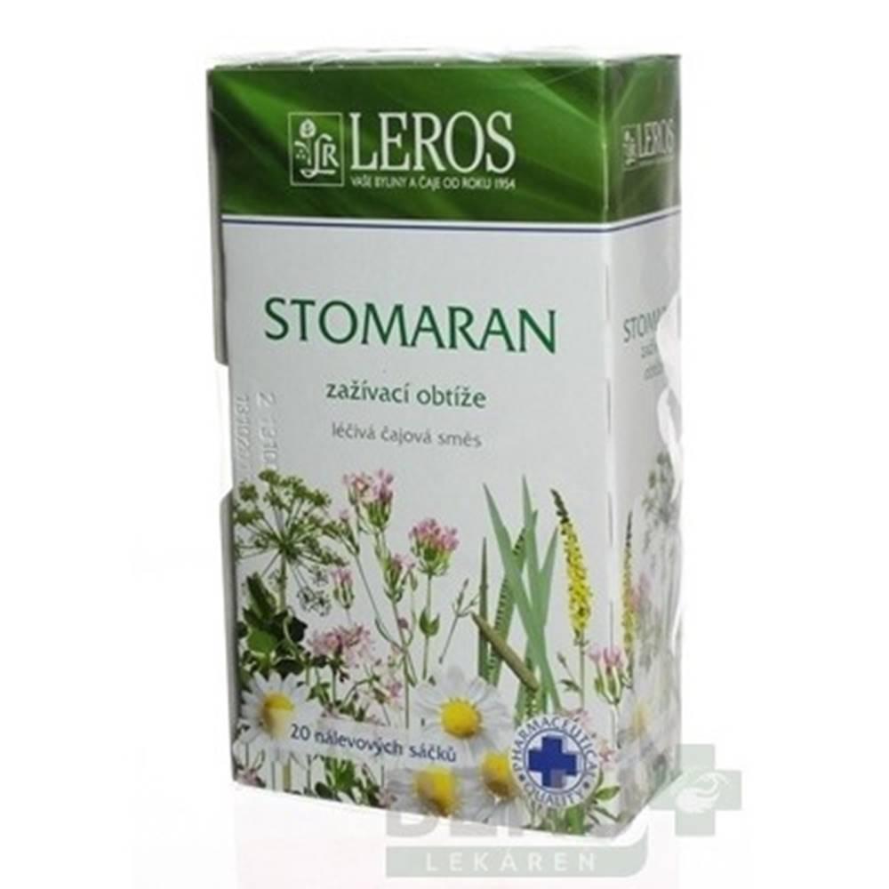 Leros LEROS Stomaran 20 x 1,5 g