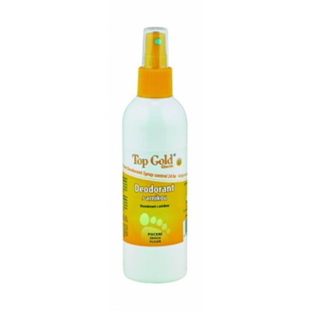 Top Gold TOP GOLD Deodorant s arnikou+Tea Tree Oil 150g