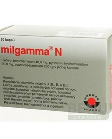 Vitamíny a minerály MILGAMMA