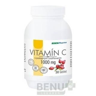 EDENPHARMA Vitamín C 1000 mg 30 tabliet
