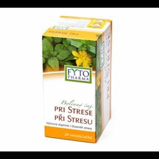 FYTO Bylinný čaj PRI STRESE 20x1g