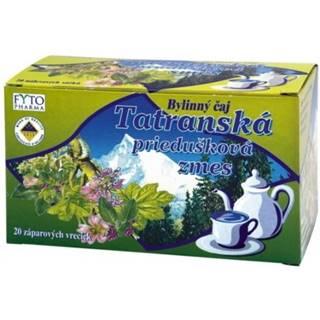 FYTO Tatranská priedušková zmes Bylinný čaj 20x1g