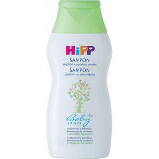 HiPP BabySANFT Jemný šampón 200ml