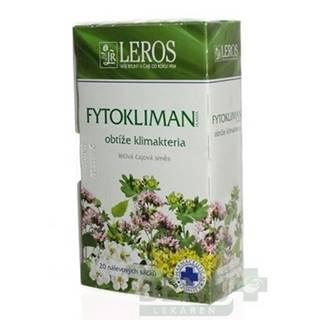 LEROS Fytokliman planta 20 x 1,5 g