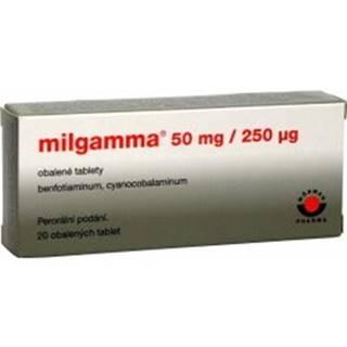 MILGAMMA 20 tabliet