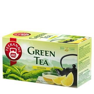 TEEKANNE Green Tea CITRÓN 20x1,75g
