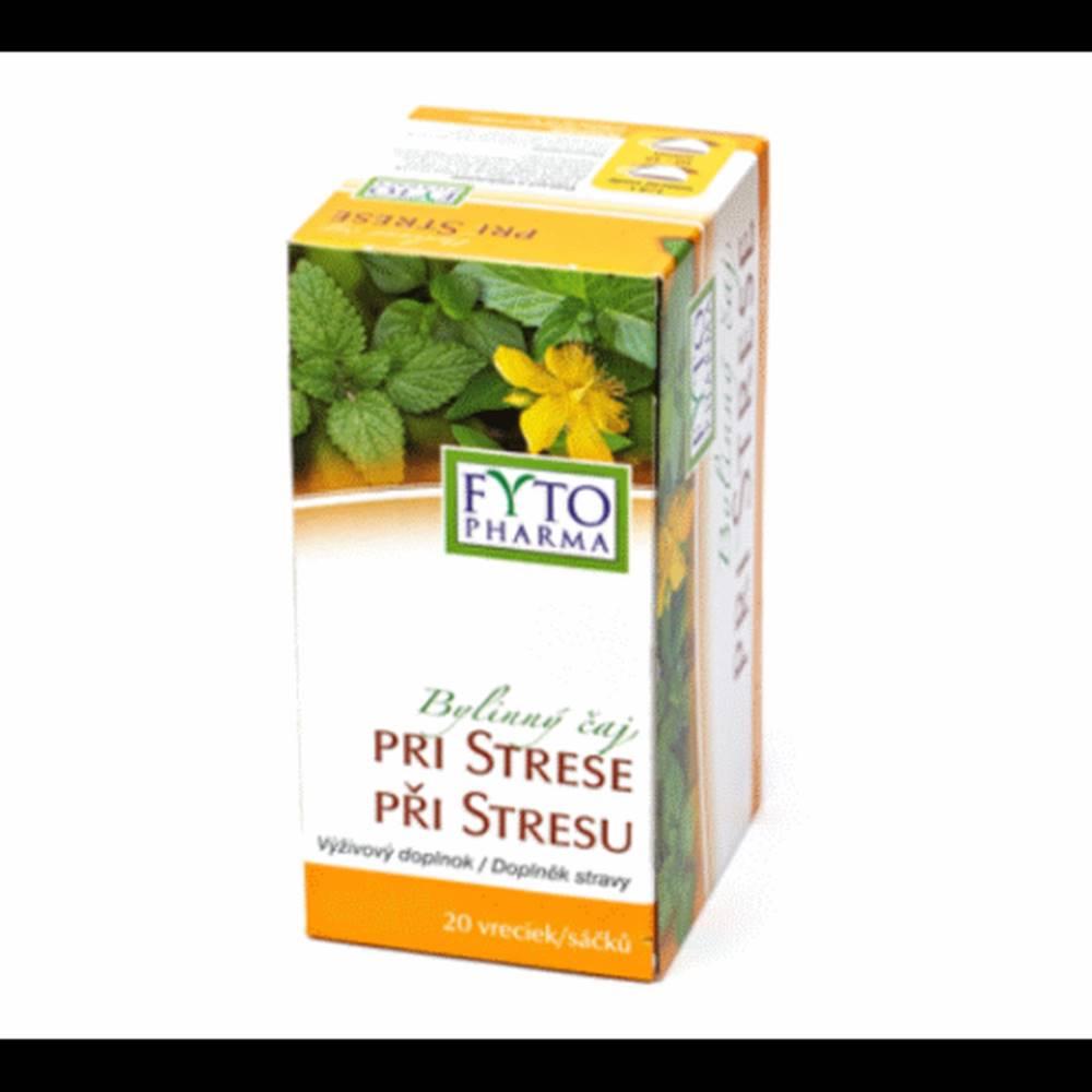 FYTO FYTO Bylinný čaj PRI STRESE 20x1g