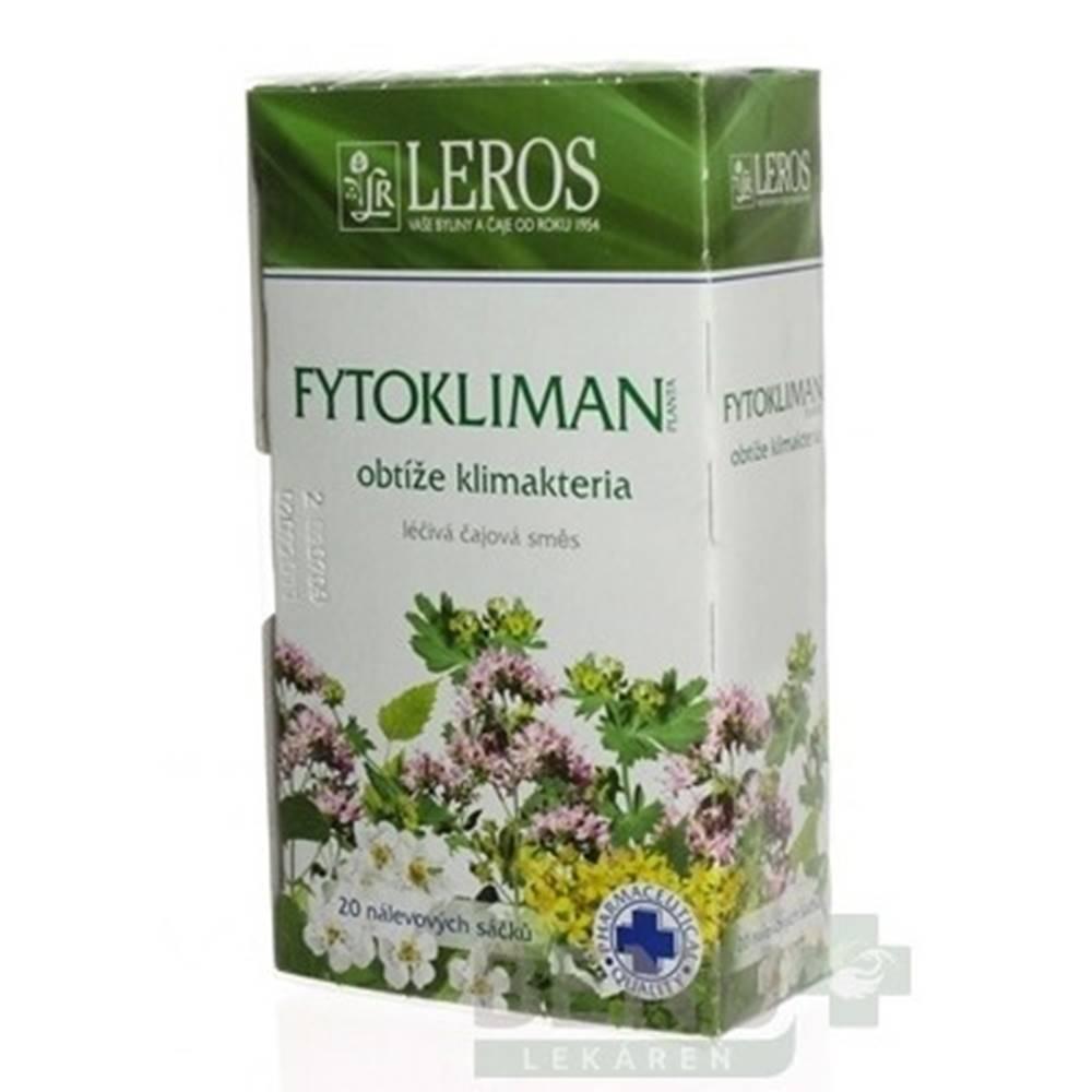 Leros LEROS FYTOKLIMAN PLANTA spc 20x1,5g