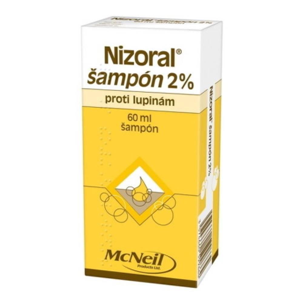 STADA PHARMA Slovakia NIZORAL Šampón 2% 60 ml