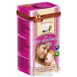 AGROKARPATY Čaj pre dojčiace matky 20 x 2g
