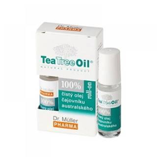 DR. MÜLLER Tea tree oil 100% čistý roll-on 4 ml