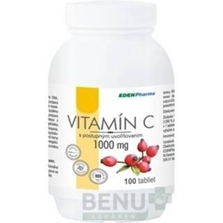 EDENPHARMA Vitamín C 1000 mg 100 tabliet