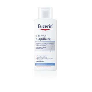EUCERIN DermoCapillaire 5% urea šampón 250 ml