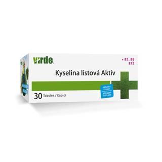 VIRDE KYSELINA LISTOVÁ AKTIV 30 tbl. tbl 30