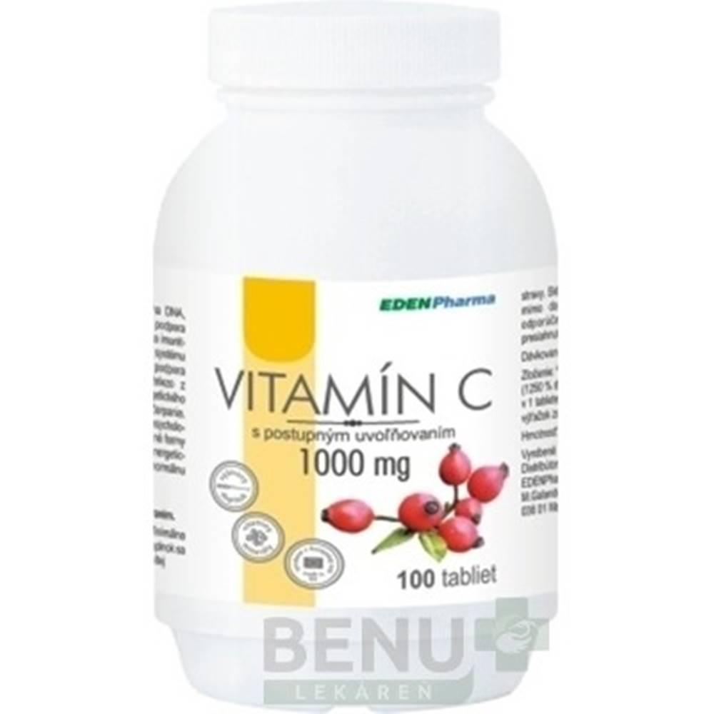 Edenpharma EDENPHARMA Vitamín C 1000 mg 100 tabliet