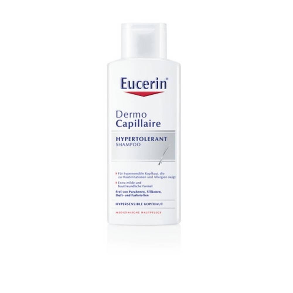 Eucerin EUCERIN DermoCapillaire hypertolerantný šampón 250 ml