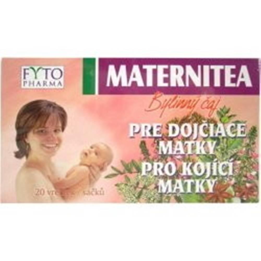 FYTO FYTO MATERNITEA Bylinný čaj PRE DOJČIACE MATKY 20x1,5g