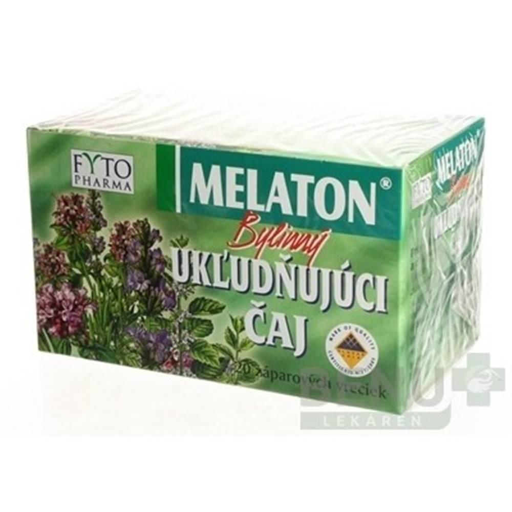 FYTO FYTO MELATON Bylinný UKĽUDŇUJÚCI ČAJ 20x1,5g