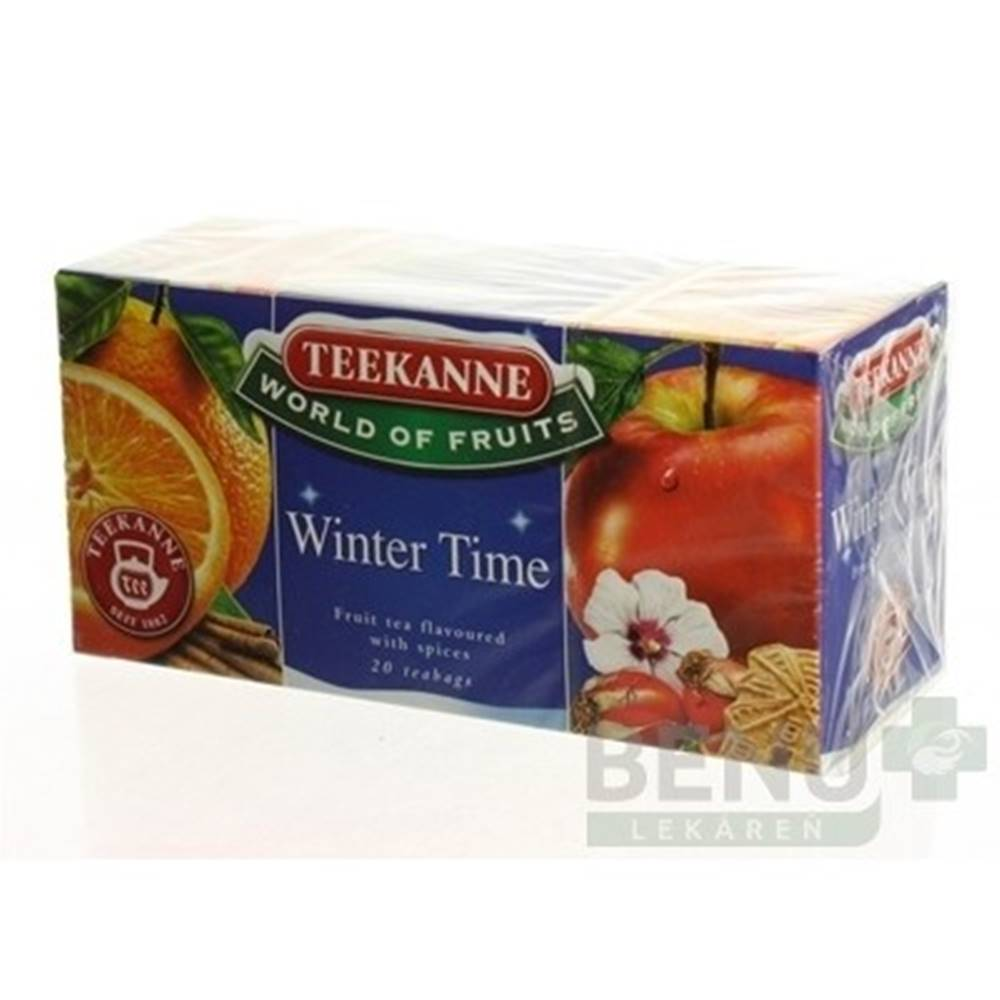 Interpharm TEEKANNE WOF Winter time 20 x 2,5 g