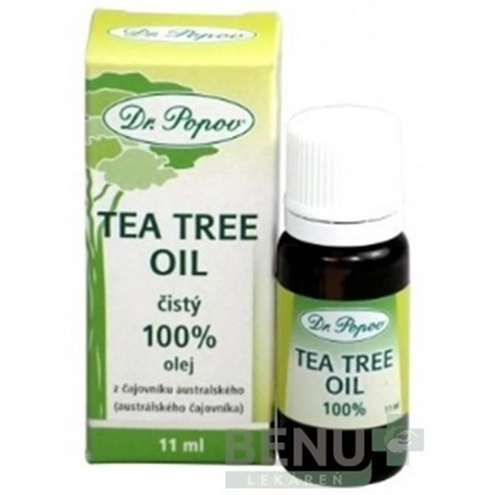 Dr. Popov DR. POPOV Tea tree olej 11 ml